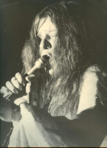 Janis close up