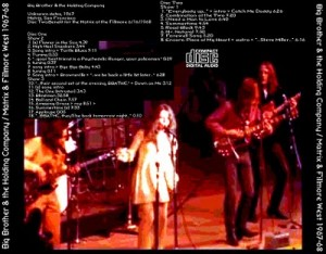 matrix fillmore west
