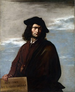 salvator rosa silence is better
