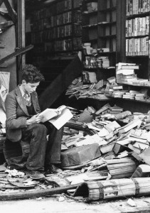 bookstore London 1940