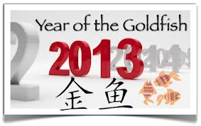 year of the goldfish