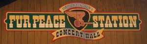 Fur Peace concert hall