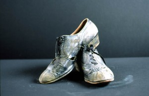 eddie foy's dancing shoes
