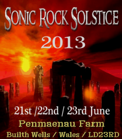 Builth 1 Sonic poster