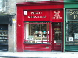 Cheltenham 9 Pringle Booksellers