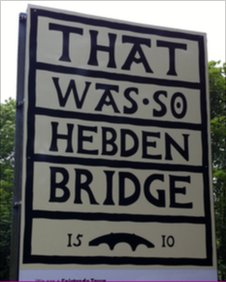 Hebden Bridge 4  sign