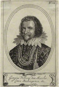 NPG D33052; George Villiers, 1st Duke of Buckingham after Michiel Jansz. van Mierevelt