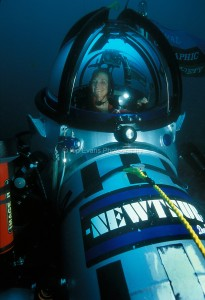 Dr. Sylvia Earle in Deep Worker