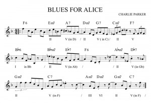 blues for alice