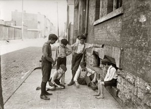 alley 1908
