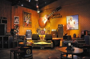 blues garage hannover