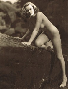 john-everard-study-of-nude-nude-lady-on-rocks-photogravure-1940-1
