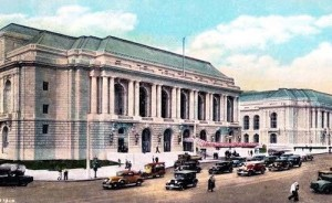 War Memorial Opera House- 301 Van Ness Ave - and Grove, San Francisco, CA COMBO1930s-Today